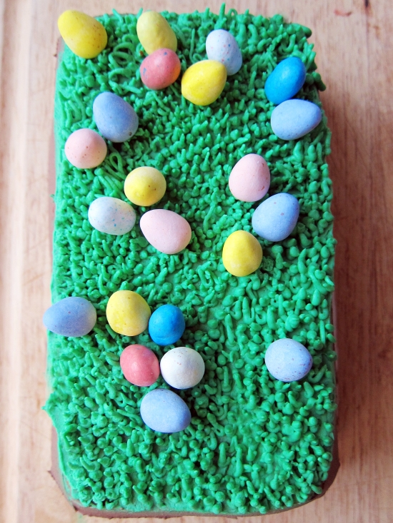 Easter bunny cake 2