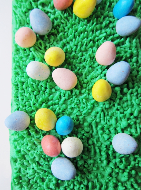 Easter bunny cake 4