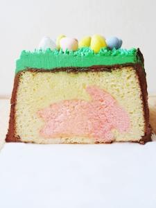 Easter bunny cake 1