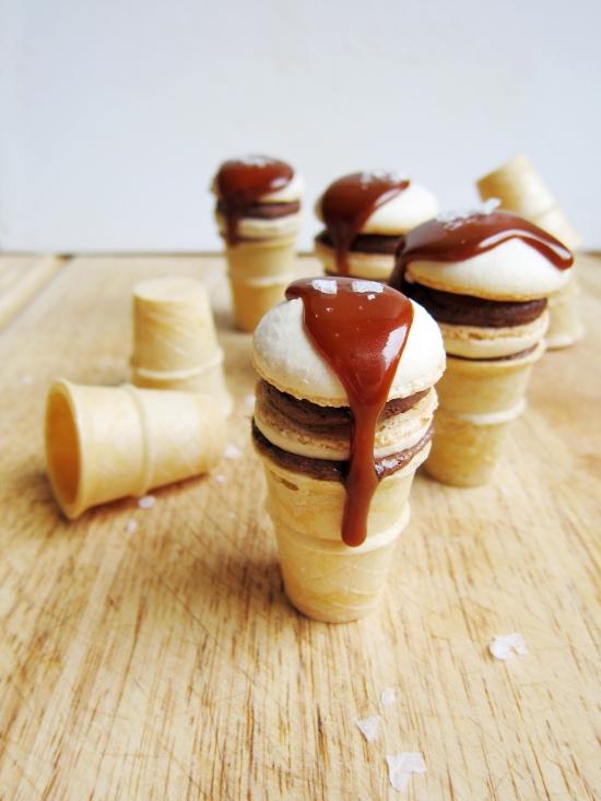 Ice Cream Macaron