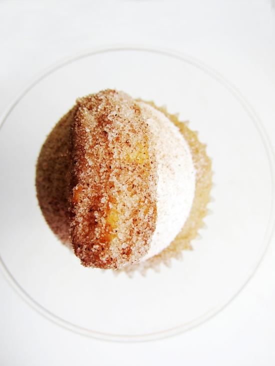 churro cupcake 3