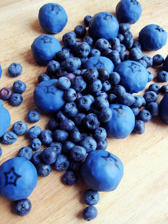 Blueberry Cake Balls 3