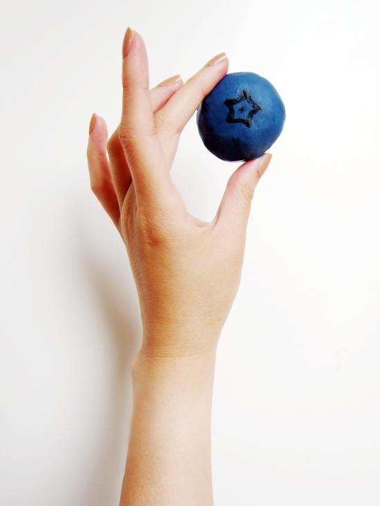 Blueberry Cake Balls 5
