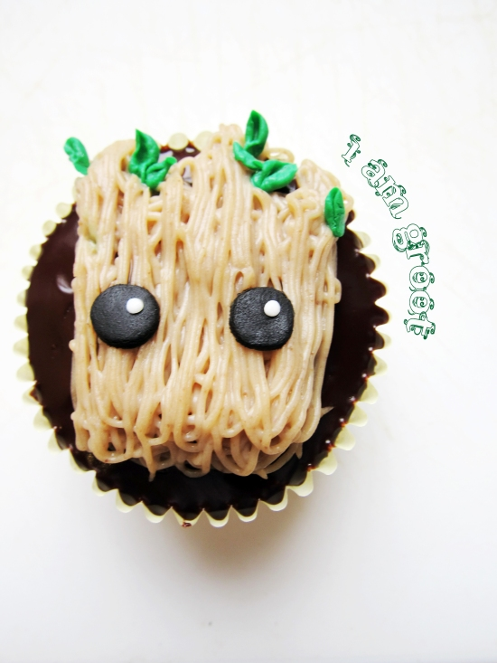 guardians of the galaxy cupcake 2