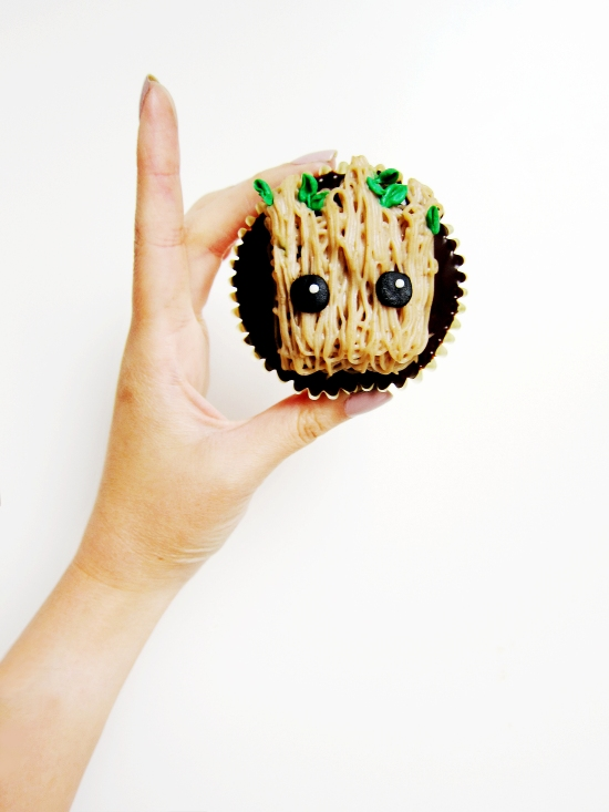 guardians of the galaxy cupcake 3