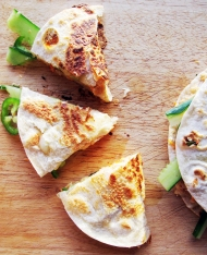 Vietnamese Quesadillas 3