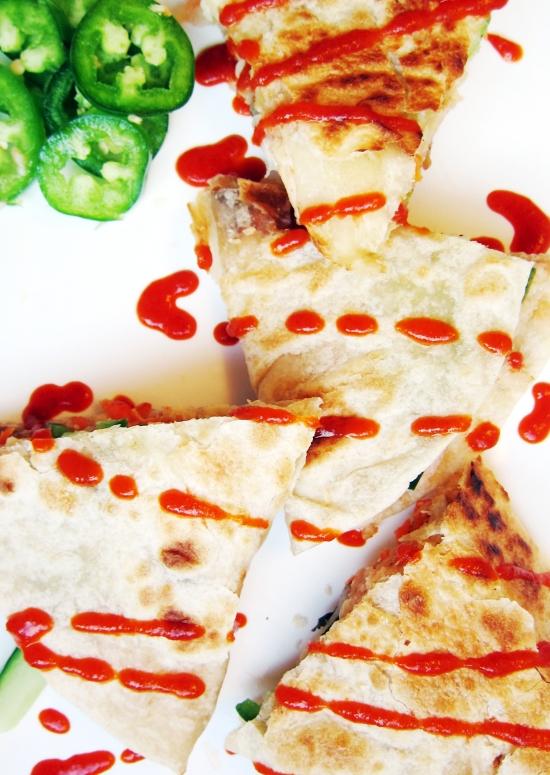 Vietnamese Quesadillas 2