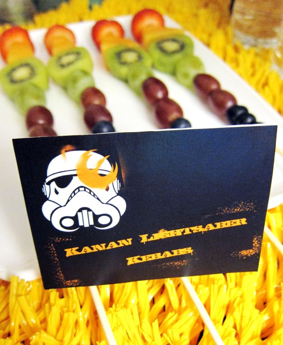 Star Wars Rebels Party 13