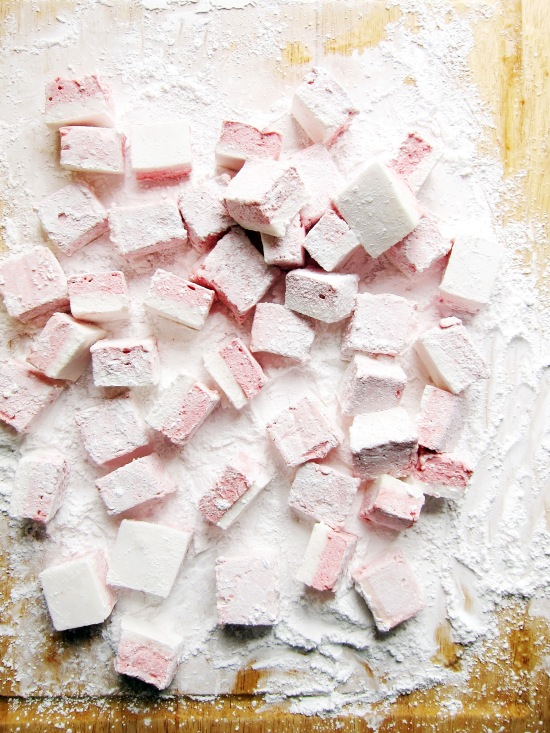 Pomegranate Coconut Marshmallows 3