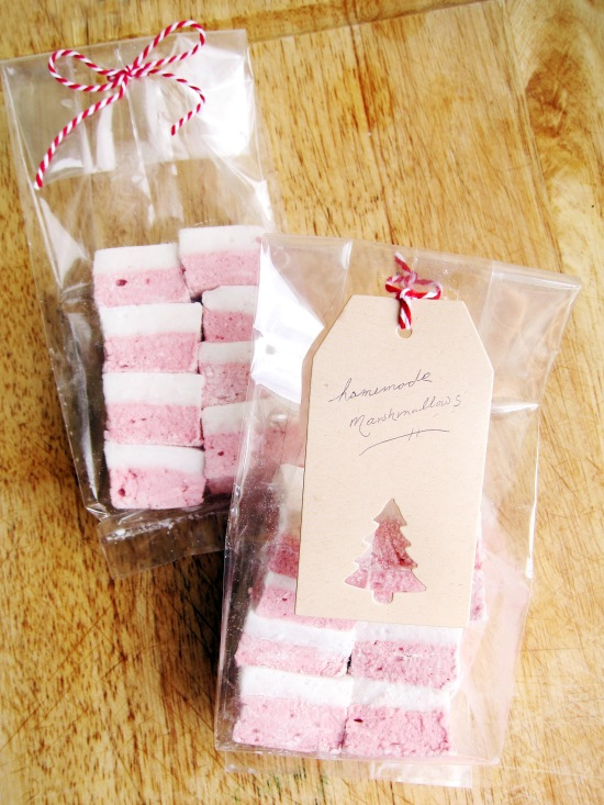 Pomegranate Coconut Marshmallows 4