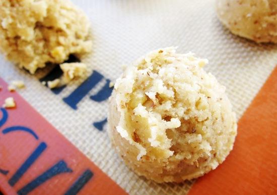 Snowball Cookies 1