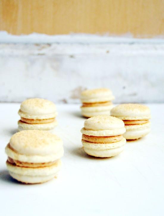 Injeolmi (인절미) Macarons  5