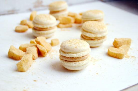 Injeolmi (인절미) Macarons  7