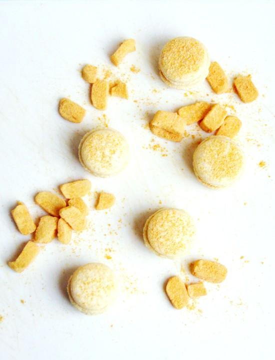 Injeolmi (인절미) Macarons  8