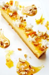 Honey Caramel Cheesecake 4