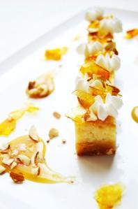 Honey Caramel Cheesecake 1