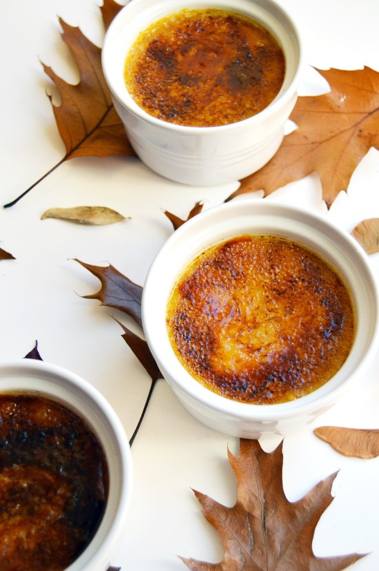 pumpkin creme brulee 2