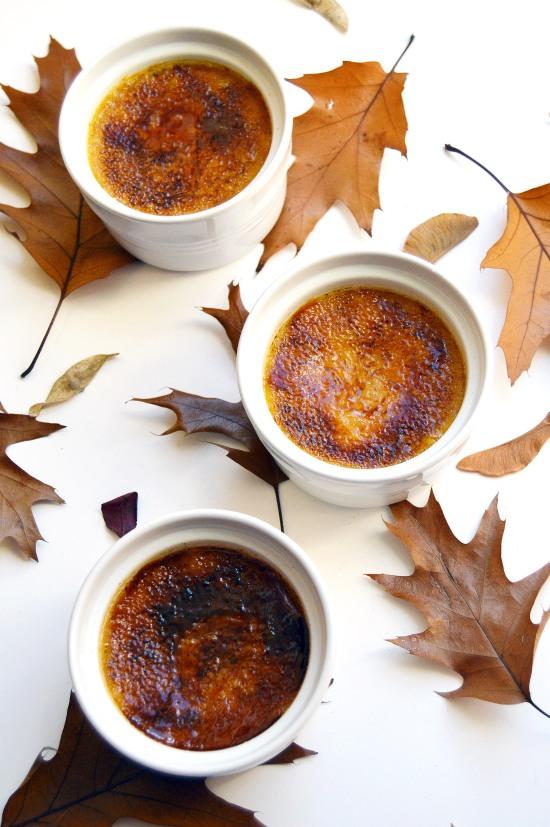 pumpkin creme brulee 3