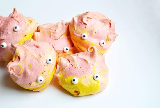 calcifer cookies