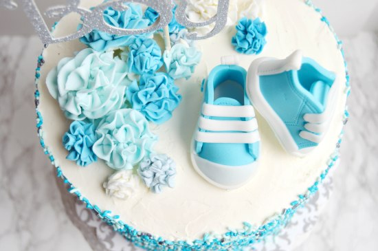A Boy Baby Shower Amp How To Dye Your Own Sprinkles The