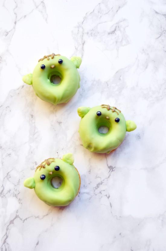 yoda doughnuts