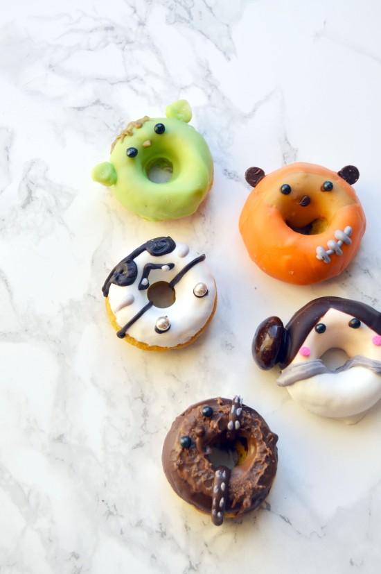 star wars doughnuts
