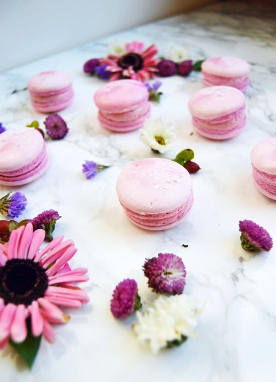 Rosé Macaron