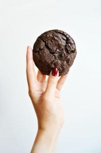 Cranberry White Chocolate Fudge Cookies