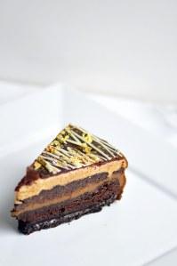 The Best Mocha Cake