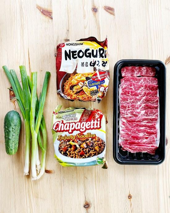how to make chapaguri