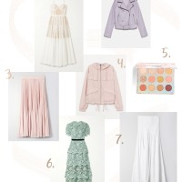Weekday Update // Pretty Spring Things
